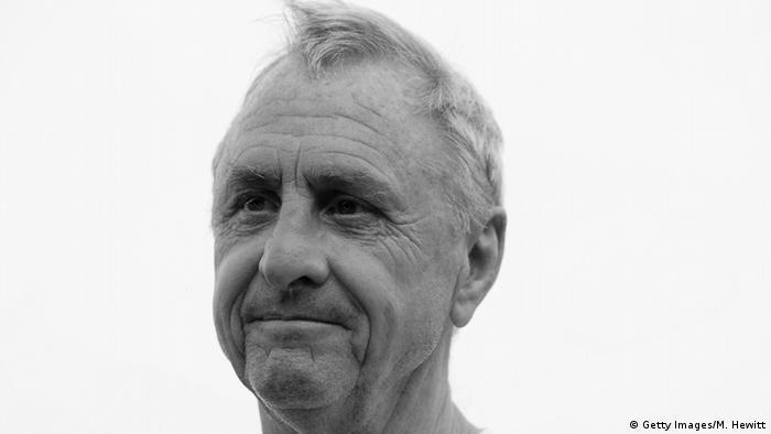 Fußball-Legende Johan Cruyff in Kuala Lumpur