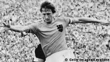 Malaysia Fußball-Legende Johan Cruyff in Kuala Lumpur