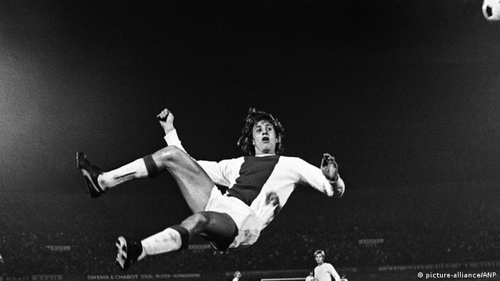 Johan Cruyff Ajax Amsterdam