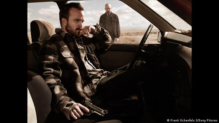 Film still Breaking Bad, 2013 (Frank Ockenfels 3/Sony Pictures)