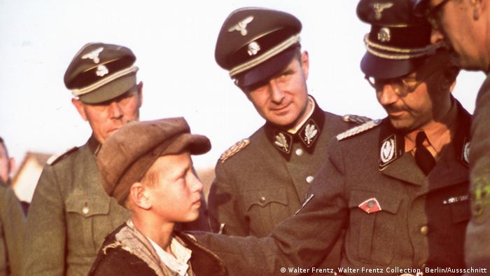 Ausstellung Geraubte Kinder - vergessene Opfer Himmler