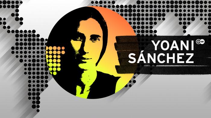 03.2016 DW Yoani Sanchez (Sendungslogo)