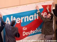"""На чьи деньги вела предвыборную кампанию """"Альтернатива для Германии""""?"""