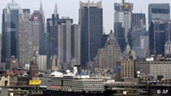 New York City (Foto: AP Photo/Jason DeCrow)