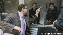 Ukraine Kiew Prozess Alexandrov Yerofeyev Anwalt Jurij Hrabowsky