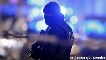Belgien Brüssel Polizei Anti-Terror Operation