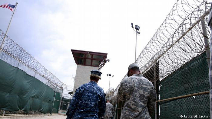 Kuba US-Gefangenlager Guantanamo Bay (Reuters/L. Jackson)
