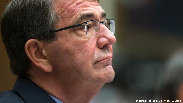 USA Washington Verteidigungsminister Ash Carter