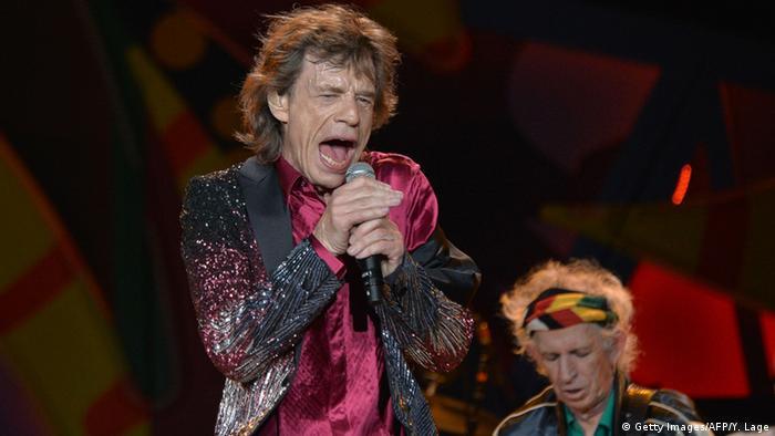 Kuba Konzert The Rolling Stones