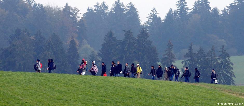 H Aυστρία εμμένει στην αυστηρή προσφυγική πολιτική