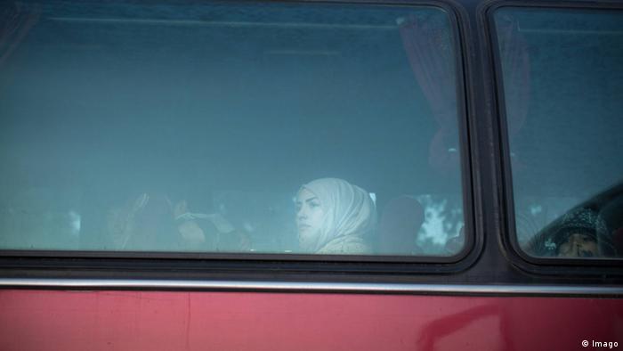 Griechenland Flüchtlinge bei Idomeni