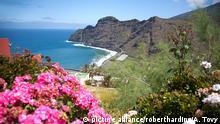 Mountain landscape, La Gomera, Canary Islands, Spain. Atlantic, Europe Copyright: picture alliance/robertharding/A. Tovy