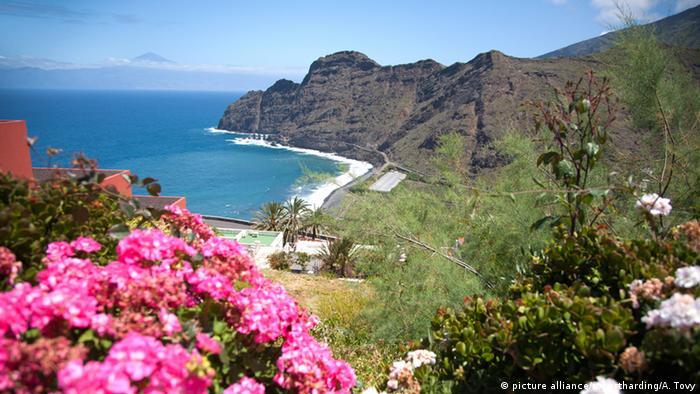 Spanien Kanarische Inseln La Gomera