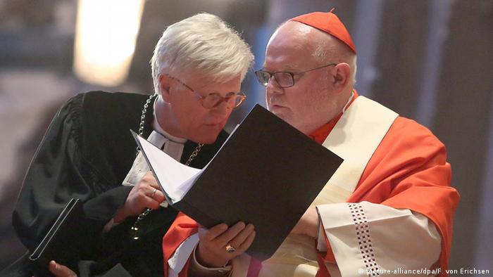 Heinrich Bedford-Strohm and Reinhard Kardinal Marx