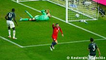 Fußball - England - Deutschland