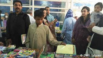 Pakistan Buchmesse in Islamabad