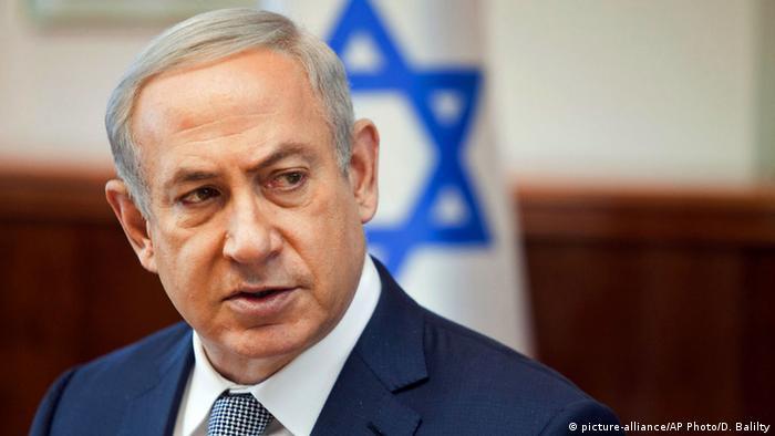 Premierminister Benjamin Netanjahu