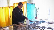 Ukraine Wahlen Krywyj Rih
