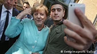 Selfie με πρόσφυγα πριν ξεσπάσει η προσφυγική κρίση