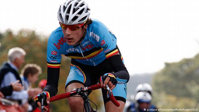 Daan Myngheer Belgien Radsport