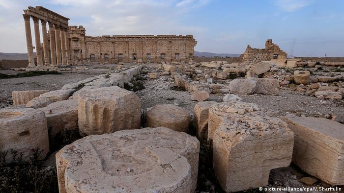 Palmyra Syrien UNESCO Welterbe