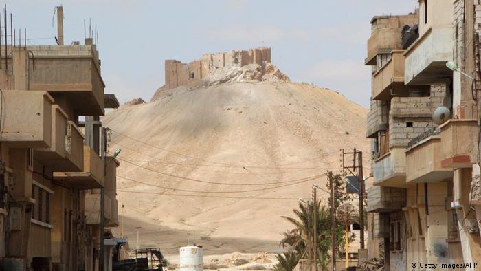 Festung auf einem Hügel, Foto: Getty Images