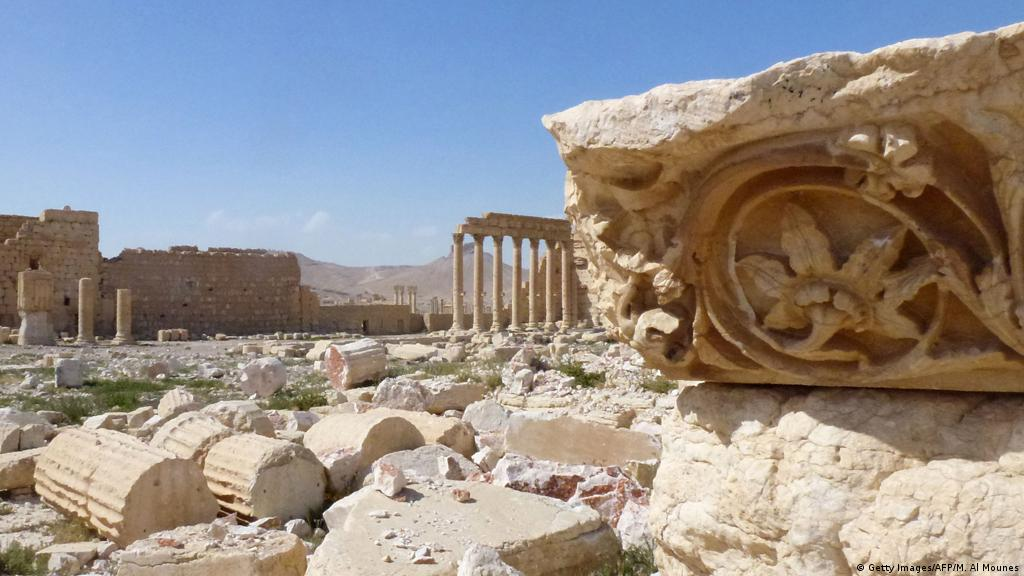 Palmyra An Irreplaceable Treasure