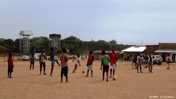 Uganda Flüchtlingslager in Nakivale