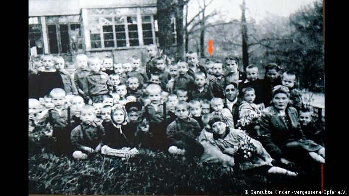 Ausstellung Geraubte Kinder - vergessene Opfer Nikolaj Kalashnikov