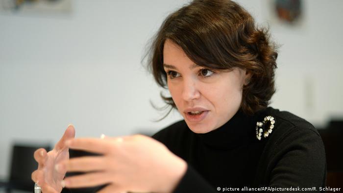 Zhanna Nemtsova russische Journalistin