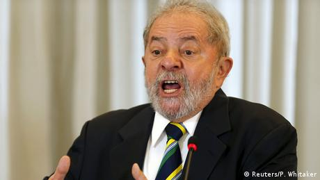 Brasilien PK Lula da Silva