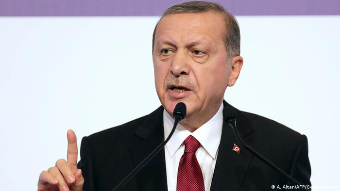 Recep Tayyip Erdogan (Archivbild)
