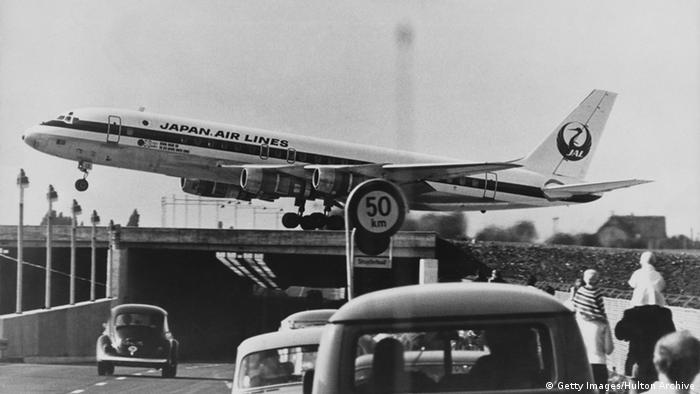 Flugzeug Airlines Douglas DC-8