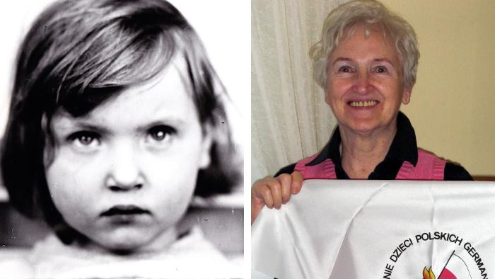 Bildkombo Ausstellung Geraubte Kinder Barbara Paciorkiewicz