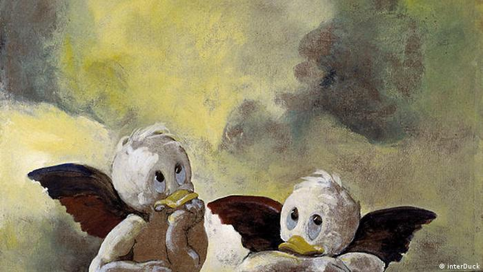 Выставка Duckomenta