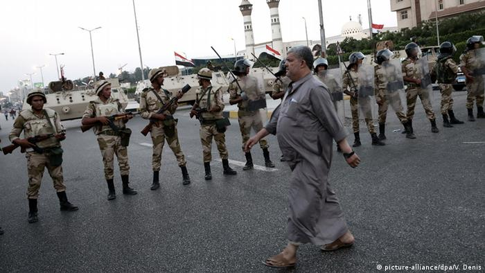 In August 2013, security forces cracked down on pro-Morsi supporters on one of modern Egypt's bloodiest days