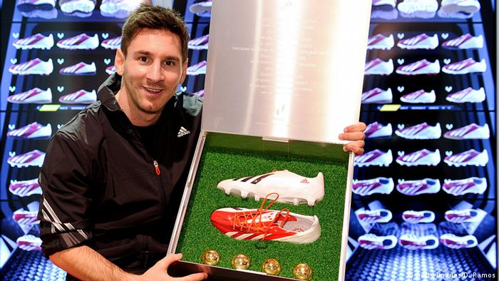 Lionel Messi Turnschuhe
