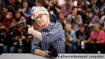 Вуді Аллен на минулорічному Каннському кінофестивалі