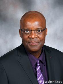 Professor Eddy Maloka of the Africa Peer Review Mechanism.