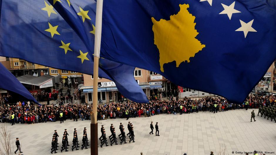 Как Косово создает собственные вооруженные силы