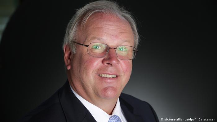 Deutscher Diplomat Martin Erdmann