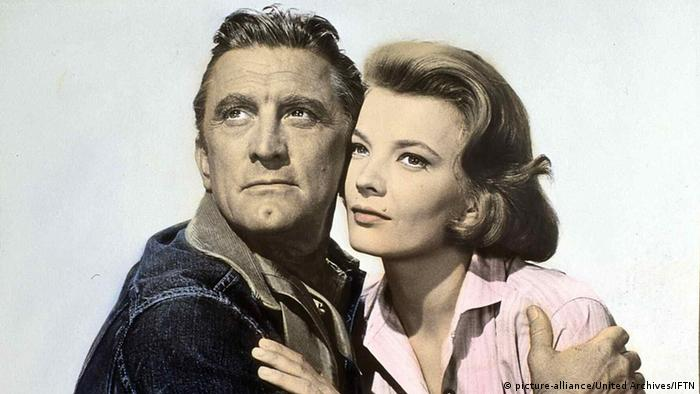Kirk Douglas and Gena Rowlands (Foto: picture-alliance/United Archives/IFTN)
