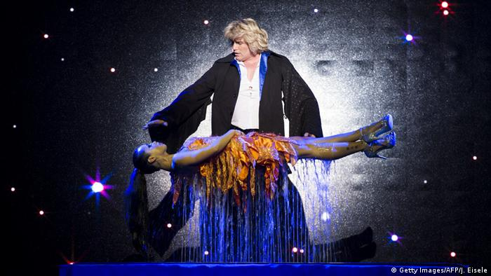 Hans Klok (Foto: Getty Images/AFP/J. Eisele)