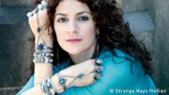 Rim Banna Sängerin Palästina