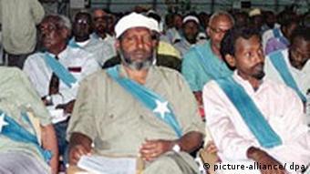 Somalisches Parlament in Dschibuti