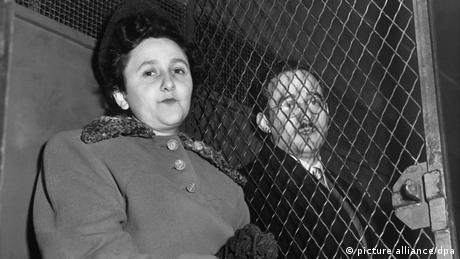 Julius und Ethel Rosenberg (Foto: dpa)