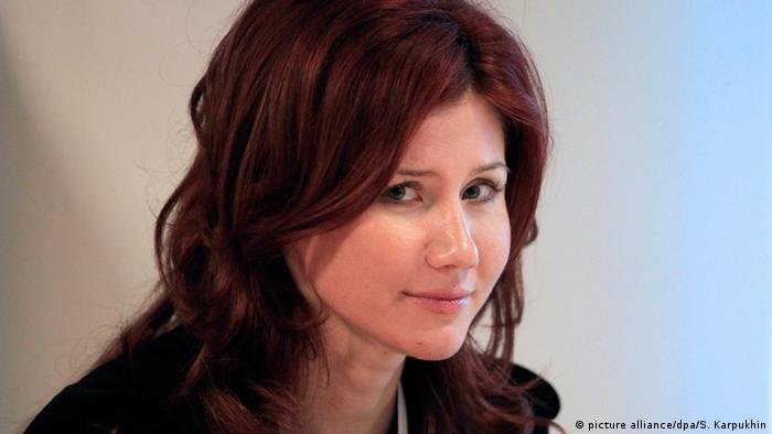 Spionage russische Agentin Anna Chapman