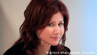 Spionage russische Agentin Anna Chapman (picture alliance/dpa/S. Karpukhin)
