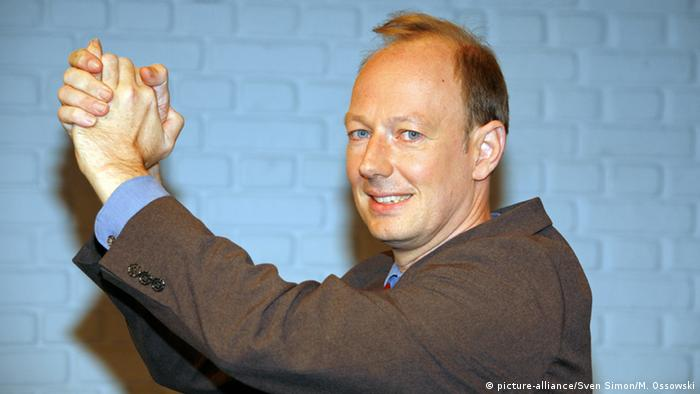 Martin Sonneborn Satiriker (picture-alliance/Sven Simon/M. Ossowski)