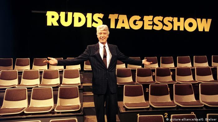 TV Sendung Rudis Tagesshow